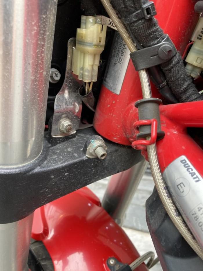 Ducati Monster 821 NEW 100% 4