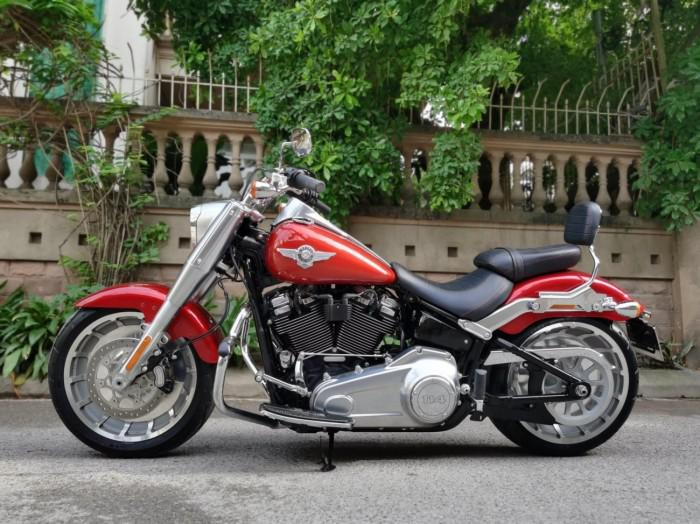 Harley davidson softail faboy 2019 New 100% 3