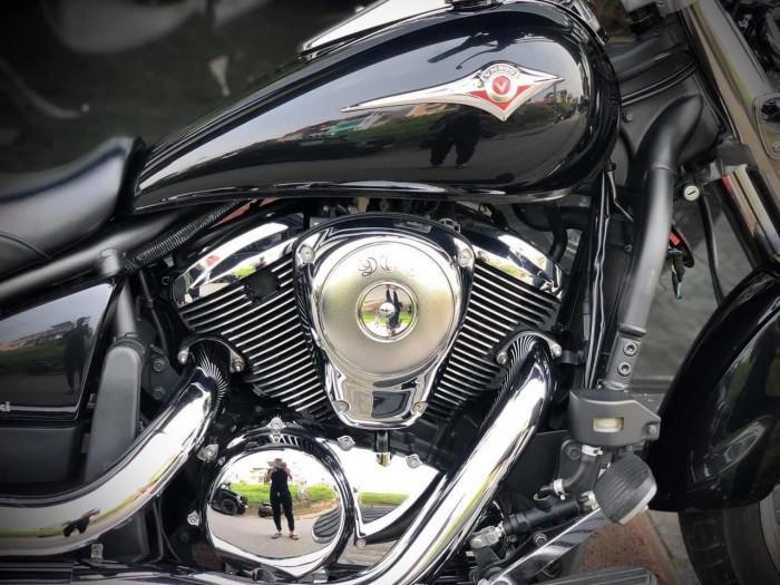 Kawasaki vulcan 900 Classic New 100% 4