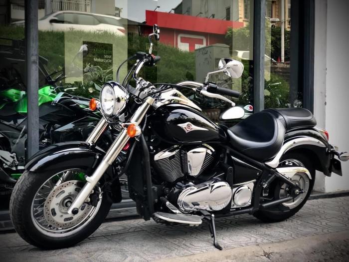Kawasaki vulcan 900 Classic New 100% 2