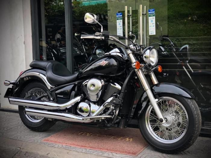 Kawasaki vulcan 900 Classic New 100% 3
