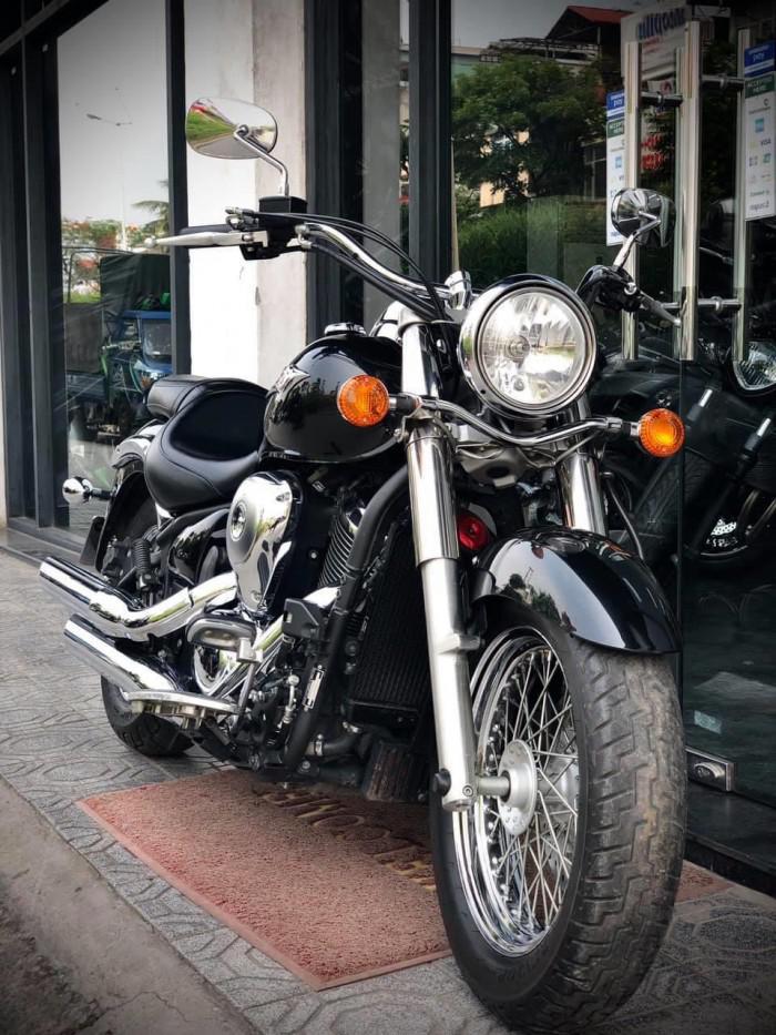 Kawasaki vulcan 900 Classic New 100% 5
