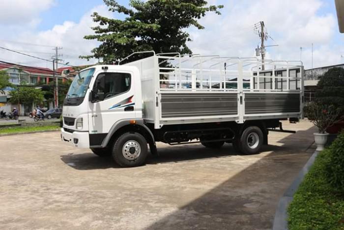 Giá xe Mitsubishi Canter 4,99 , tải trọng 2,1 tấn,  tại Bình Phước - Đắk Nông 5