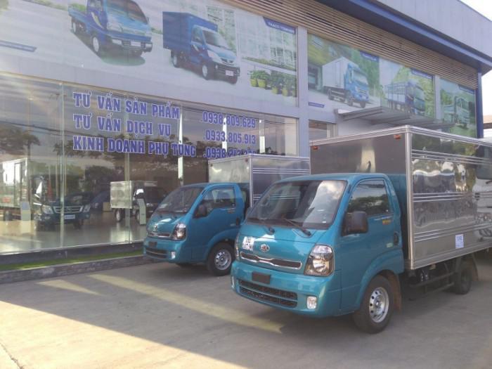Xe tải Kia Hyundai tải trọng 1,4 Tấn, 2,4 Tấn 2