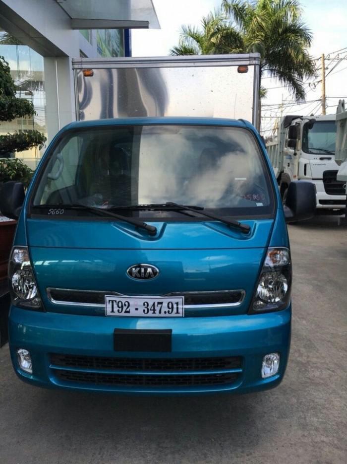 Xe tải Kia Hyundai tải trọng 1,4 Tấn, 2,4 Tấn 4