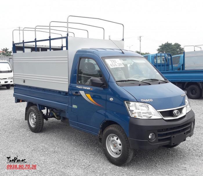 Giá xe tải 1 tấn Thaco Towner 990 Hỗ trợ trả góp ( tại Bình Phước - Đắk Nông) 4
