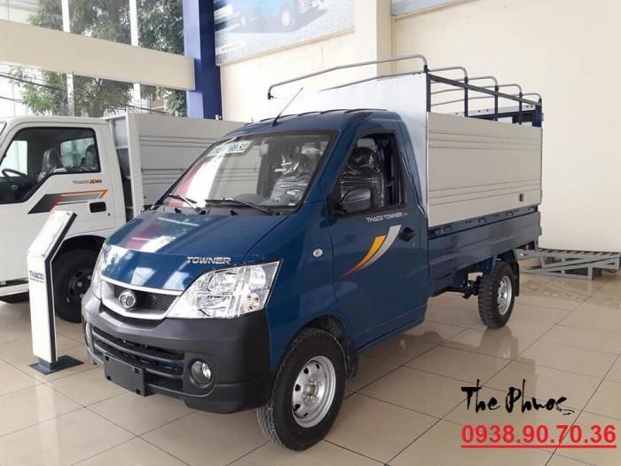 Giá xe tải 1 tấn Thaco Towner 990 Hỗ trợ trả góp ( tại Bình Phước - Đắk Nông) 3