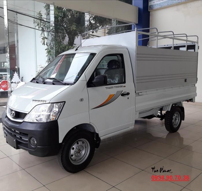 Giá xe tải 1 tấn Thaco Towner 990 Hỗ trợ trả góp ( tại Bình Phước - Đắk Nông) 5