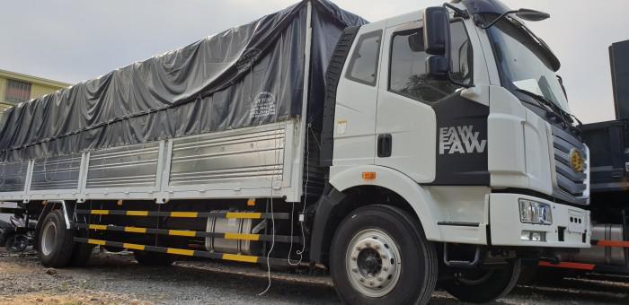 Mua Xe Tặng VÀNG đầu tháng 8, Xe tải FAW 7t25 thùng dài 9m7 duy nhất miền Nam 1