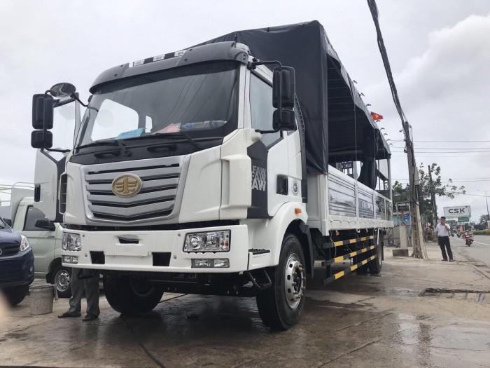 Mua Xe Tặng VÀNG đầu tháng 8, Xe tải FAW 7t25 thùng dài 9m7 duy nhất miền Nam 4