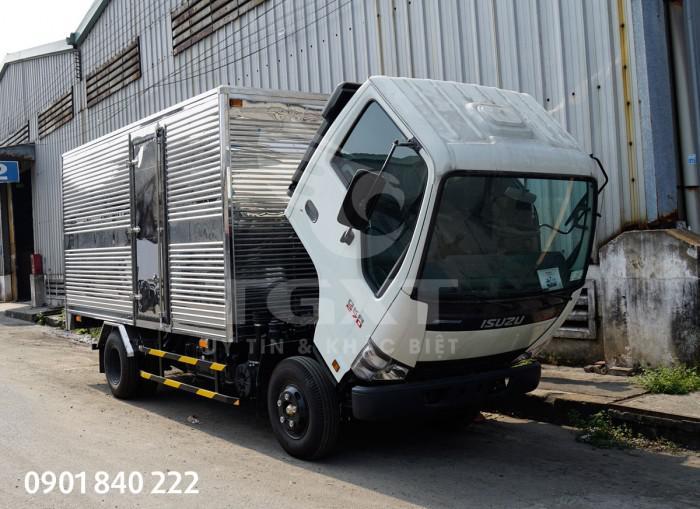 Xe tải Isuzu QKR270 thùng kín, tải 1T4, 1T9, 2T1, 2T4, 2T9 3