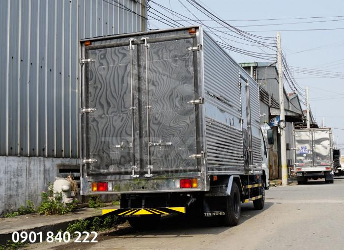 Xe tải Isuzu QKR270 thùng kín, tải 1T4, 1T9, 2T1, 2T4, 2T9 1