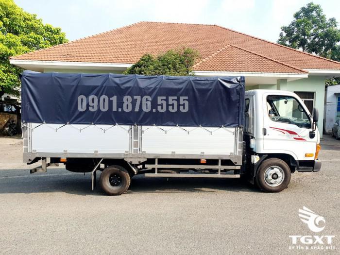Hyundai N250SL thùng dài 4m3 trả trước 20% bao lo giấy tờ 4