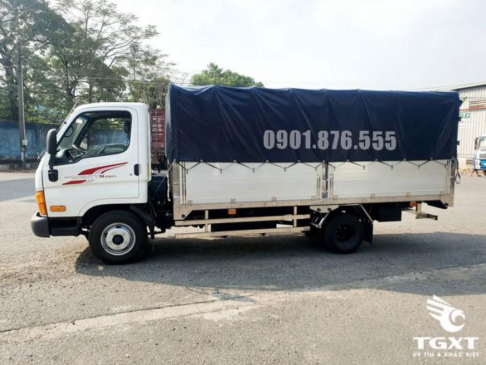 Hyundai N250SL thùng dài 4m3 trả trước 20% bao lo giấy tờ 6