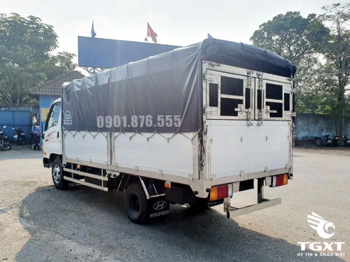 Hyundai N250SL thùng dài 4m3 trả trước 20% bao lo giấy tờ 2