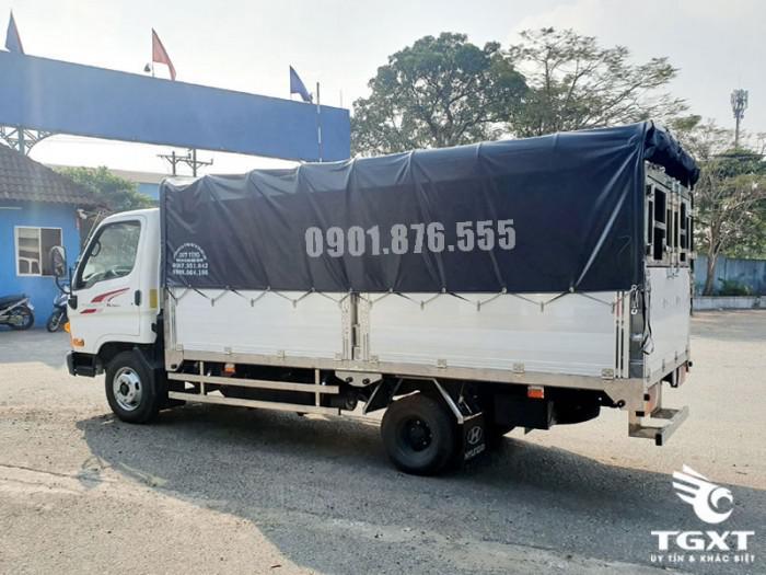 Hyundai N250SL thùng dài 4m3 trả trước 20% bao lo giấy tờ 1