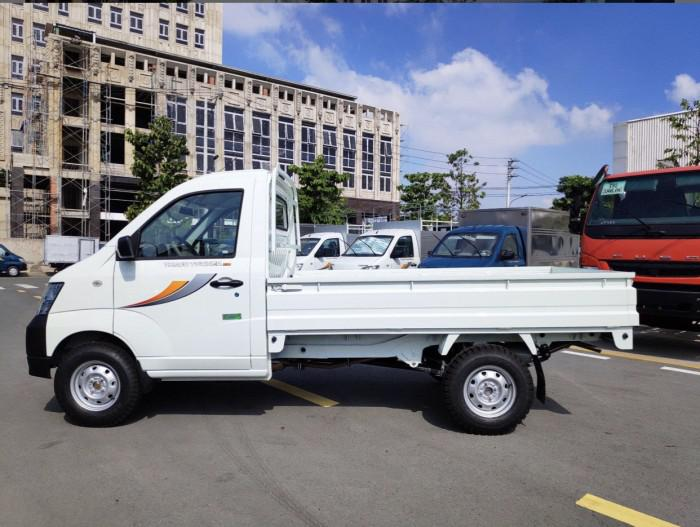 Tây ninh, bán xe tải trả góp Towner990 tải trọng 990kg thùng lửng, 1 tấn 2020 3