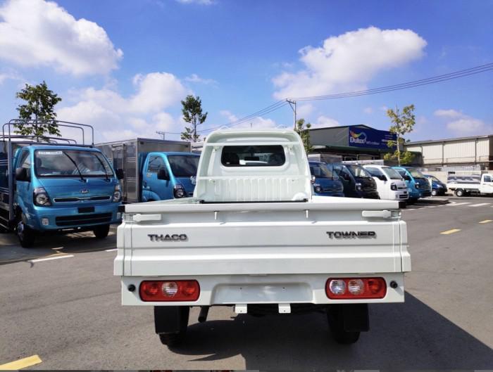 Tây ninh, bán xe tải trả góp Towner990 tải trọng 990kg thùng lửng, 1 tấn 2020 2