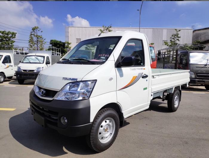 Tây ninh, bán xe tải trả góp Towner990 tải trọng 990kg thùng lửng, 1 tấn 2020 1