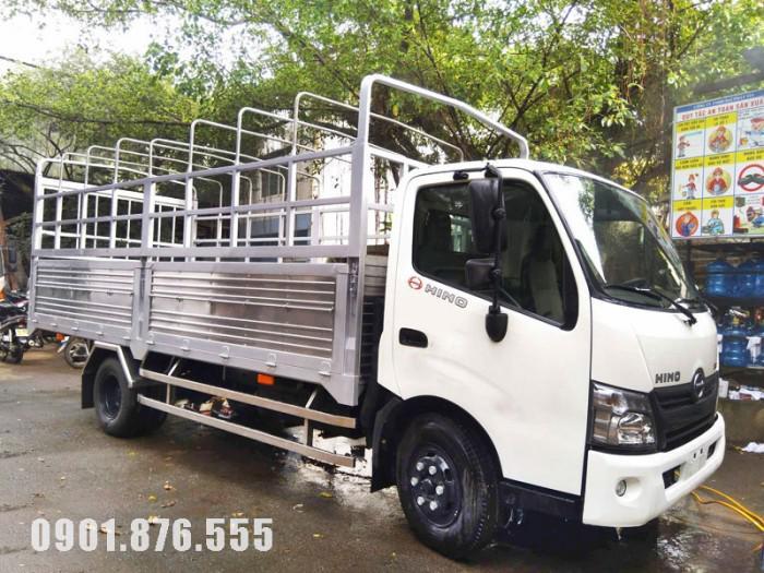 Hino XZU720L thùng dài 5m2 hỗ trợ vay cao toàn quốc 5