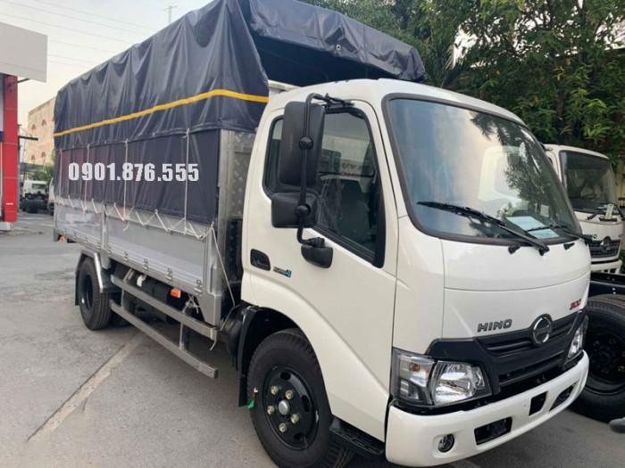 Hino XZU720L thùng dài 5m2 hỗ trợ vay cao toàn quốc 4