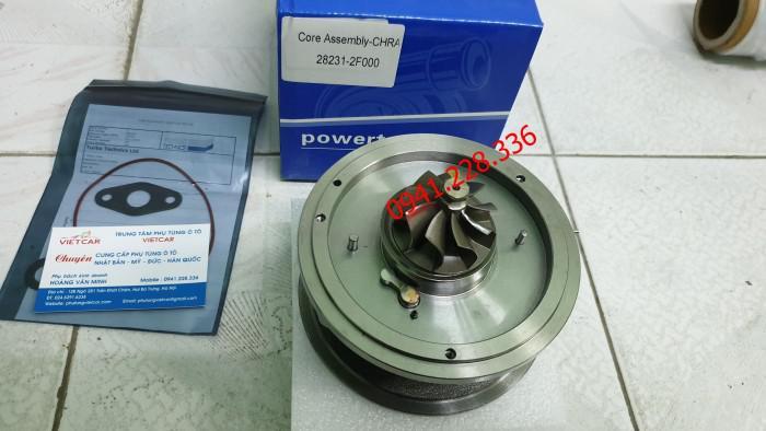 2823127900 Ruột Turbo Santafe Gold 5
