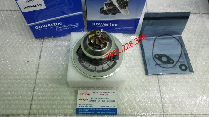 2823127900 Ruột Turbo Santafe Gold 8