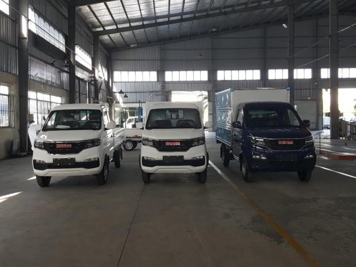 Xe Tải Nhẹ Srm 930Kg Bảo Hành 5 Năm Hoặc 150.000Km Tại Đồng Xoài Bình Phước 10
