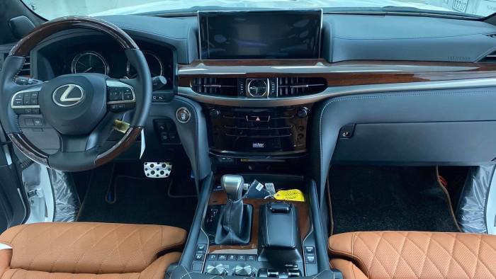 Lexus lx570 super sport mbs 4 chỗ, mới 100%, xe sẵn giao ngay 8