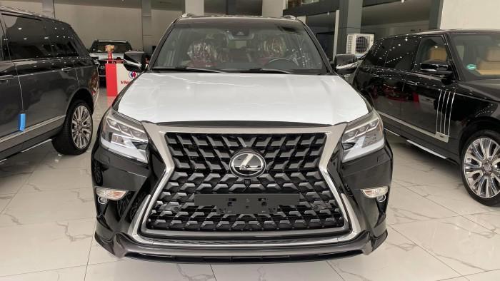 Bán Lexus GX460 Luxury sản xuất 2020, nhập Trung Đông,xe giao ngay. 1