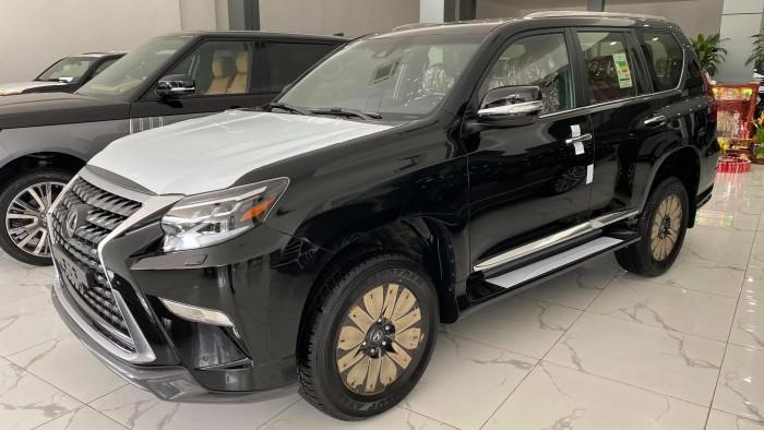 Bán Lexus GX460 Luxury sản xuất 2020, nhập Trung Đông,xe giao ngay. 2