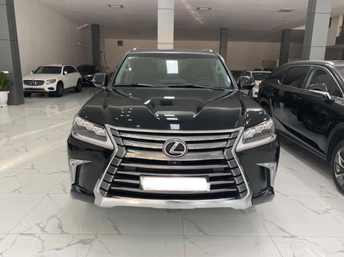 Bán Lexus LX570 sản xuất và đăng ký cuối 2019, lăn bánh chưa đến 1 vạn km, ti 3