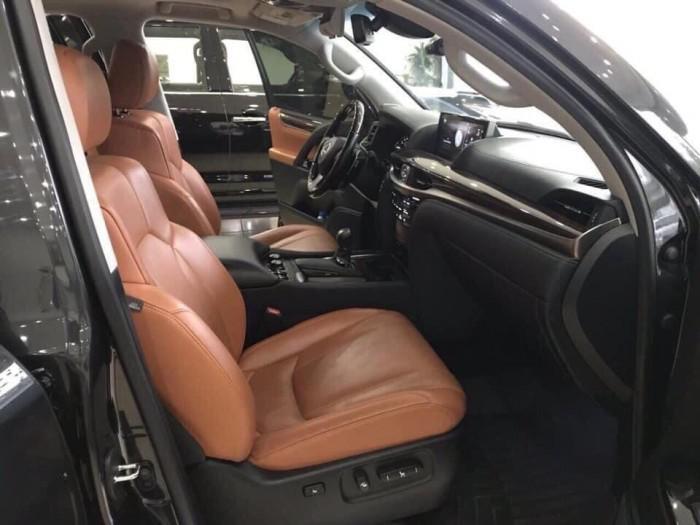 Bán Lexus LX570 sản xuất và đăng ký cuối 2019, lăn bánh chưa đến 1 vạn km, ti 5