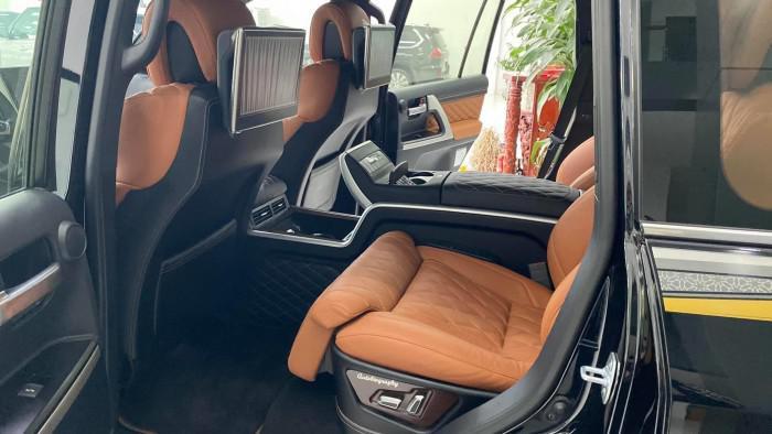Bán Toyota Land Cruise VX S 5.7 sản xuất 2020, 4 ghế Massage siêu Vip,xe giao 5