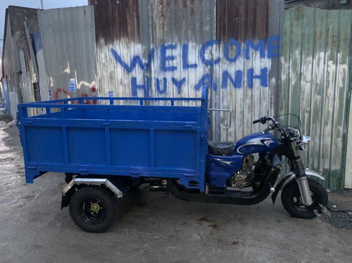 Bán xe 3 bánh chở hàng tại Xe Ba Bánh Huy Anh
