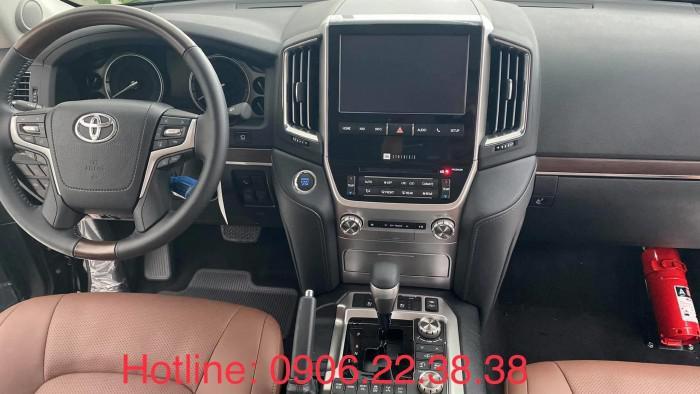 Bán Toyota Land Cruise VX S 4.6 nhập Trung Đông 2020, bản full kịch đồ,xe gia 7