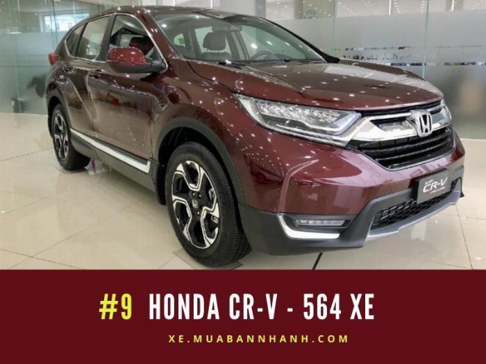 Honda CR-V: 564 xe