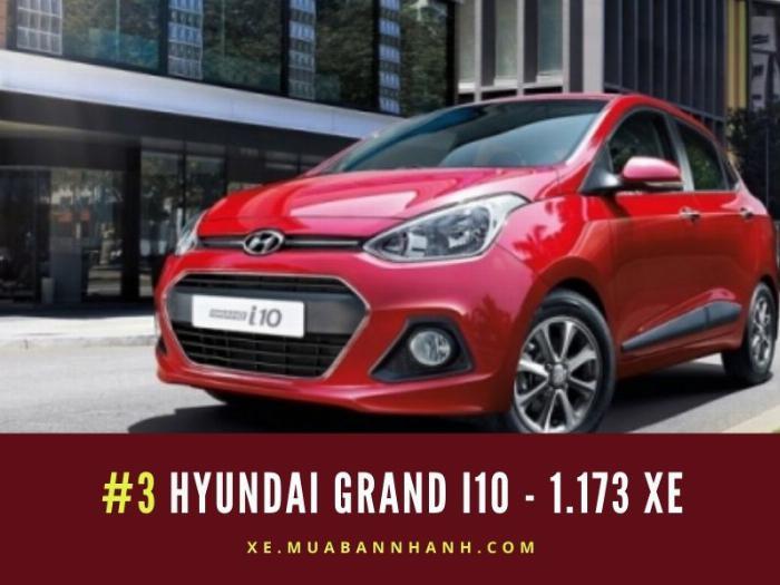 Hyundai Grand i10: 1.173 xe