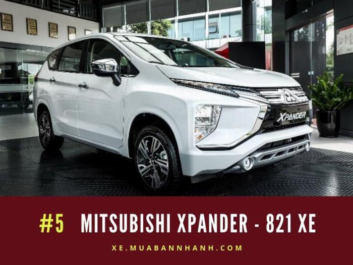 Mitsubishi Xpander: 821 xe