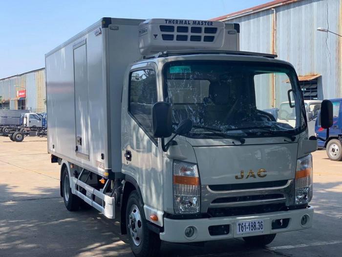 Báo giá xe tải Đông lạnh jac 1,9t 0