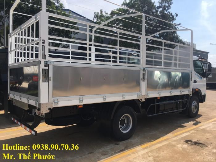 Bán Mitsubishi FA 140 tải trọng 7 tấn, thùng dài 5,3 và 6,2 mét. phanh hơi 7