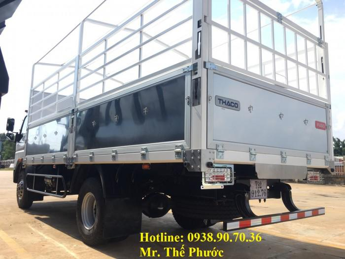 Bán Mitsubishi FA 140 tải trọng 7 tấn, thùng dài 5,3 và 6,2 mét. phanh hơi 3