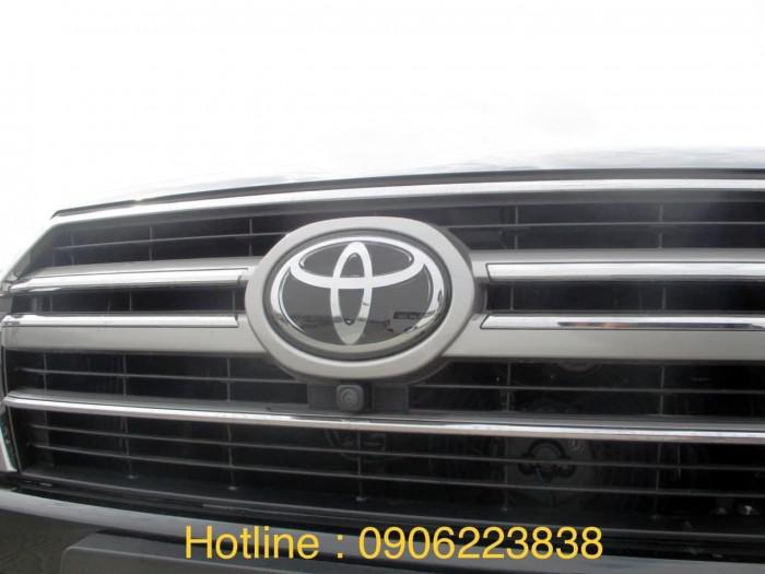 Toyota Land Cruise Long Executive 4.5 máy dầu 2021, bản full có nâng hạ gầm. 3
