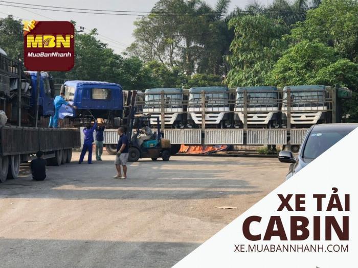 Đối tác cung cấp cabin xe tải trên MuaBanNhanh