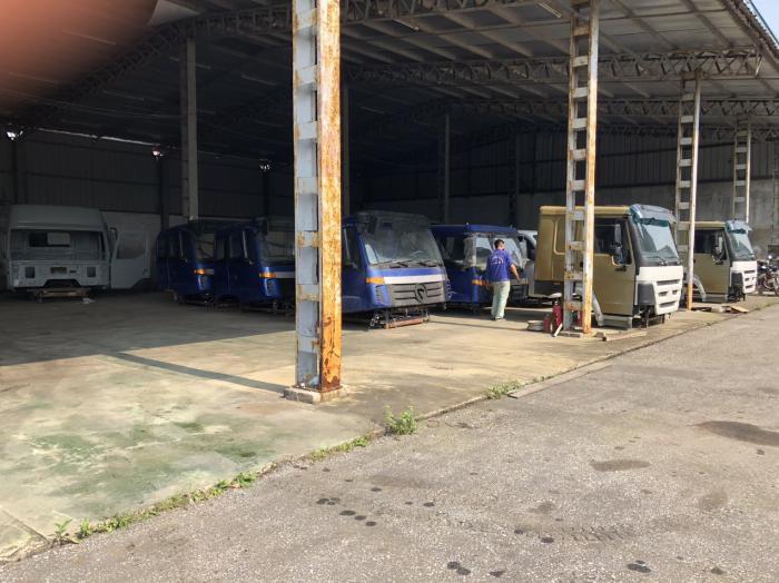 Cần mua cabin cũ thay thế cho xe tải, xe ô tô tải