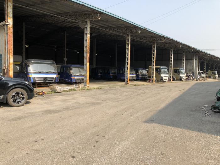 Bán cabin xe tải giá rẻ, hàng bãi, chất lượng