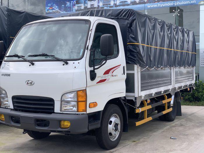 Hình ảnh Hyundai N250SL thùng bạt