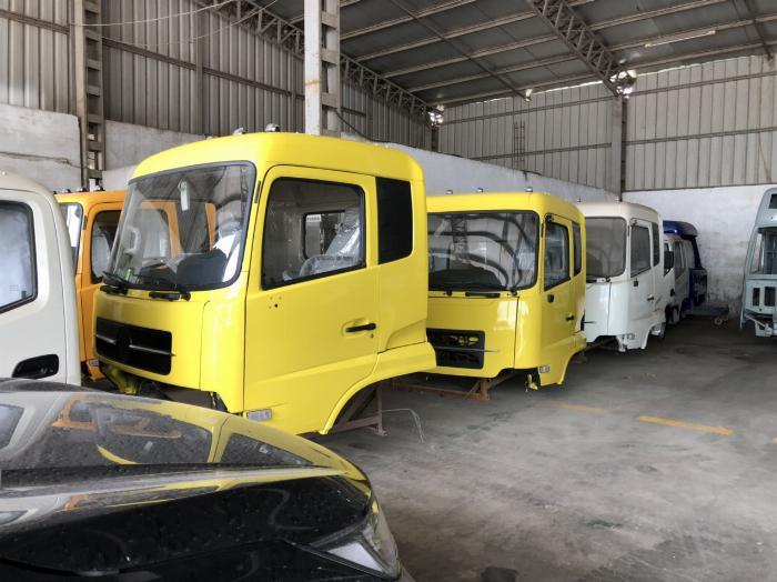 Cabin xe tải Dongfeng