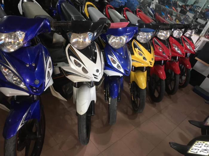 Cửa hàng xe máy cũ Quang Liêm