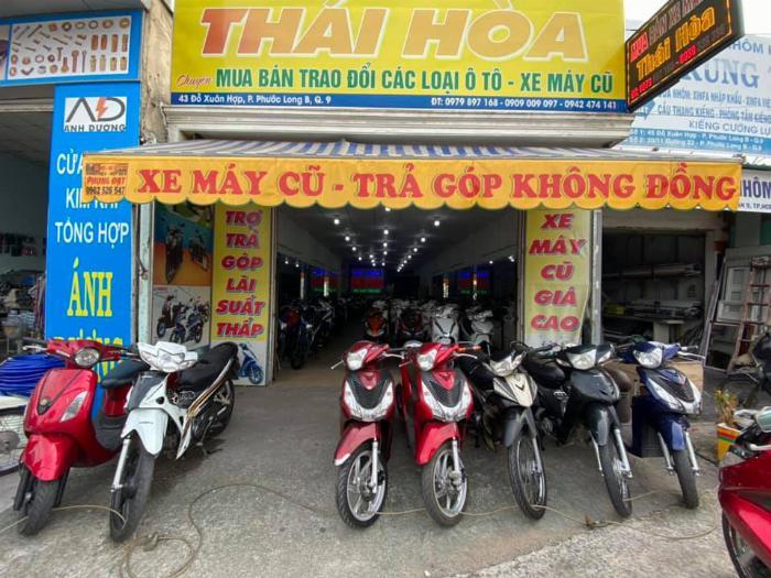 Cửa hàng xe máy cũ Thái Hòa